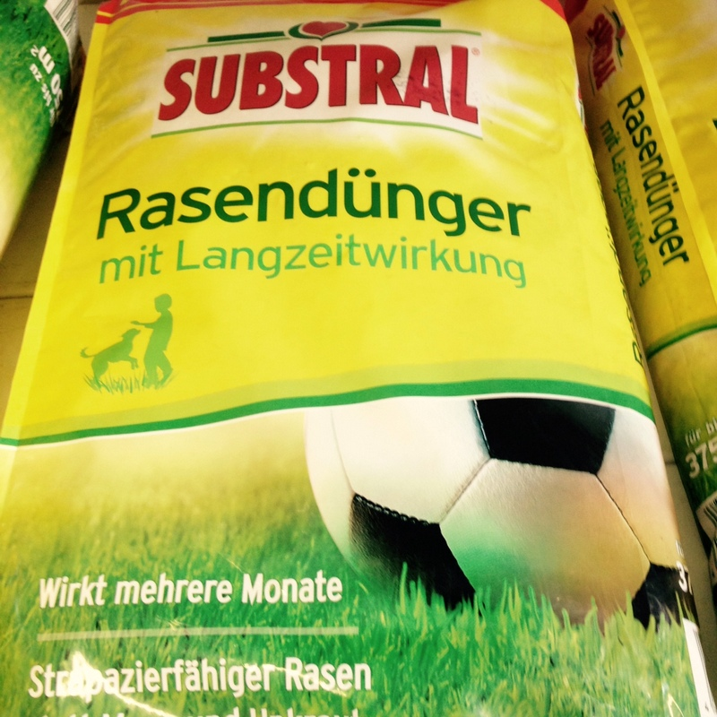 Rasendünger Substral