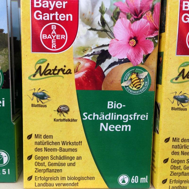 Pflanzenschutz 2