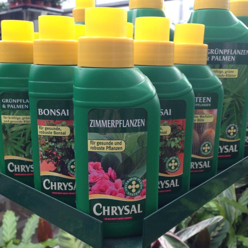 Flüssigdünger Zimmerpflanzen