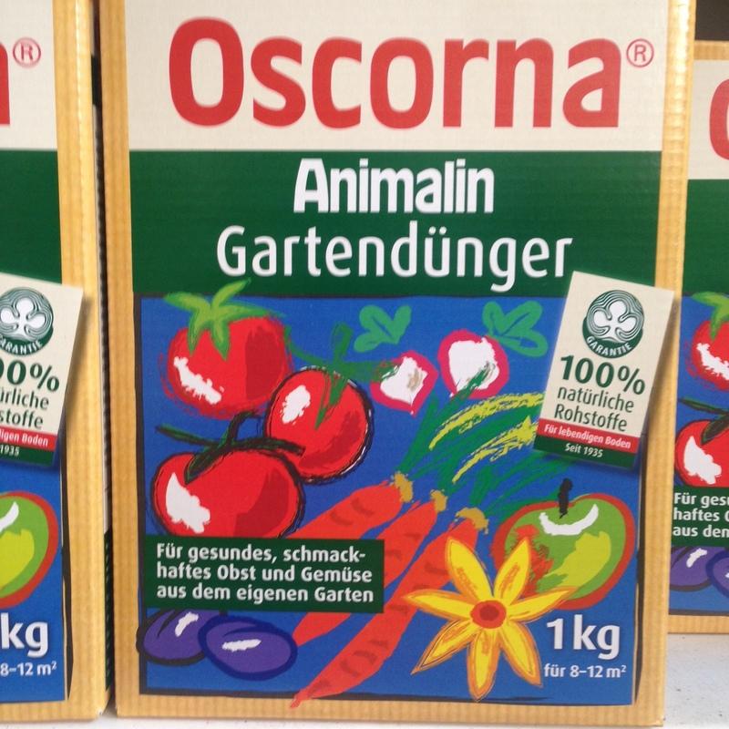 Organischer und mineralischer Dünger Animalin