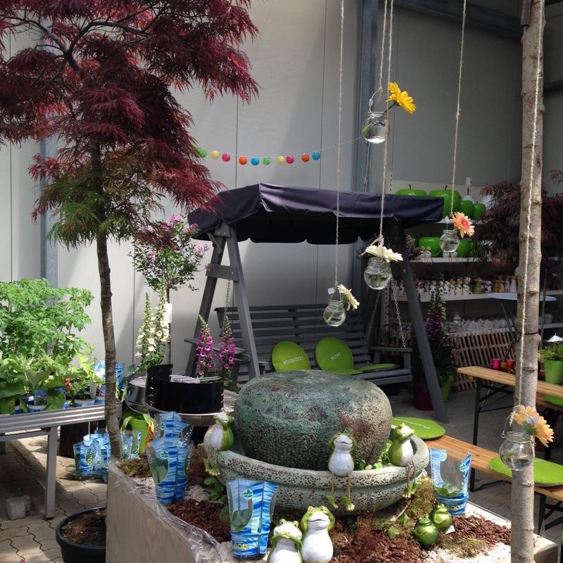 Deko & Gefäße Gartenambiente