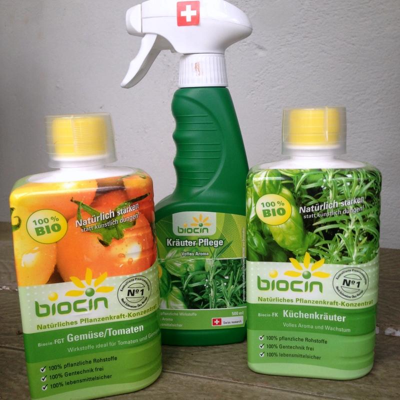 Dünger Biocin