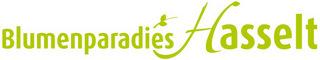 Blumenparadies Hasselt Logo